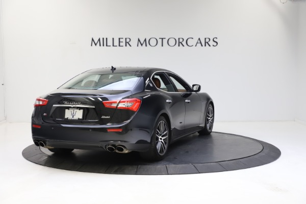 Used 2014 Maserati Ghibli S Q4 for sale Call for price at Rolls-Royce Motor Cars Greenwich in Greenwich CT 06830 7
