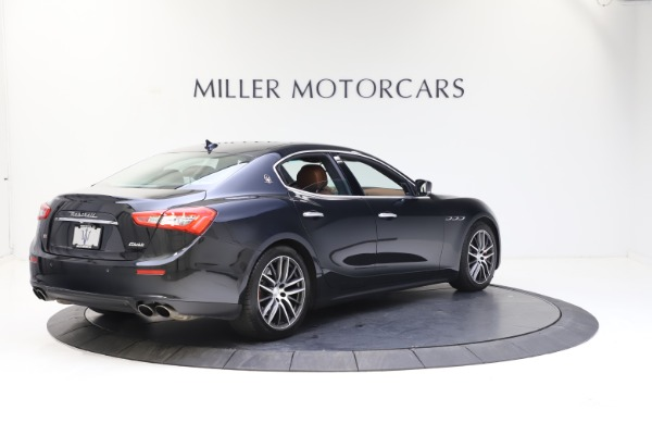 Used 2014 Maserati Ghibli S Q4 for sale Call for price at Rolls-Royce Motor Cars Greenwich in Greenwich CT 06830 8