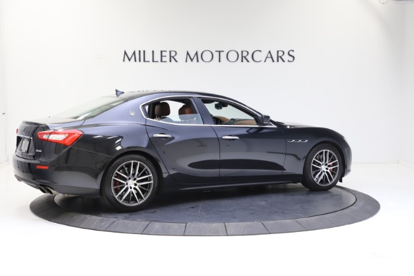 Used 2014 Maserati Ghibli S Q4 for sale Call for price at Rolls-Royce Motor Cars Greenwich in Greenwich CT 06830 9
