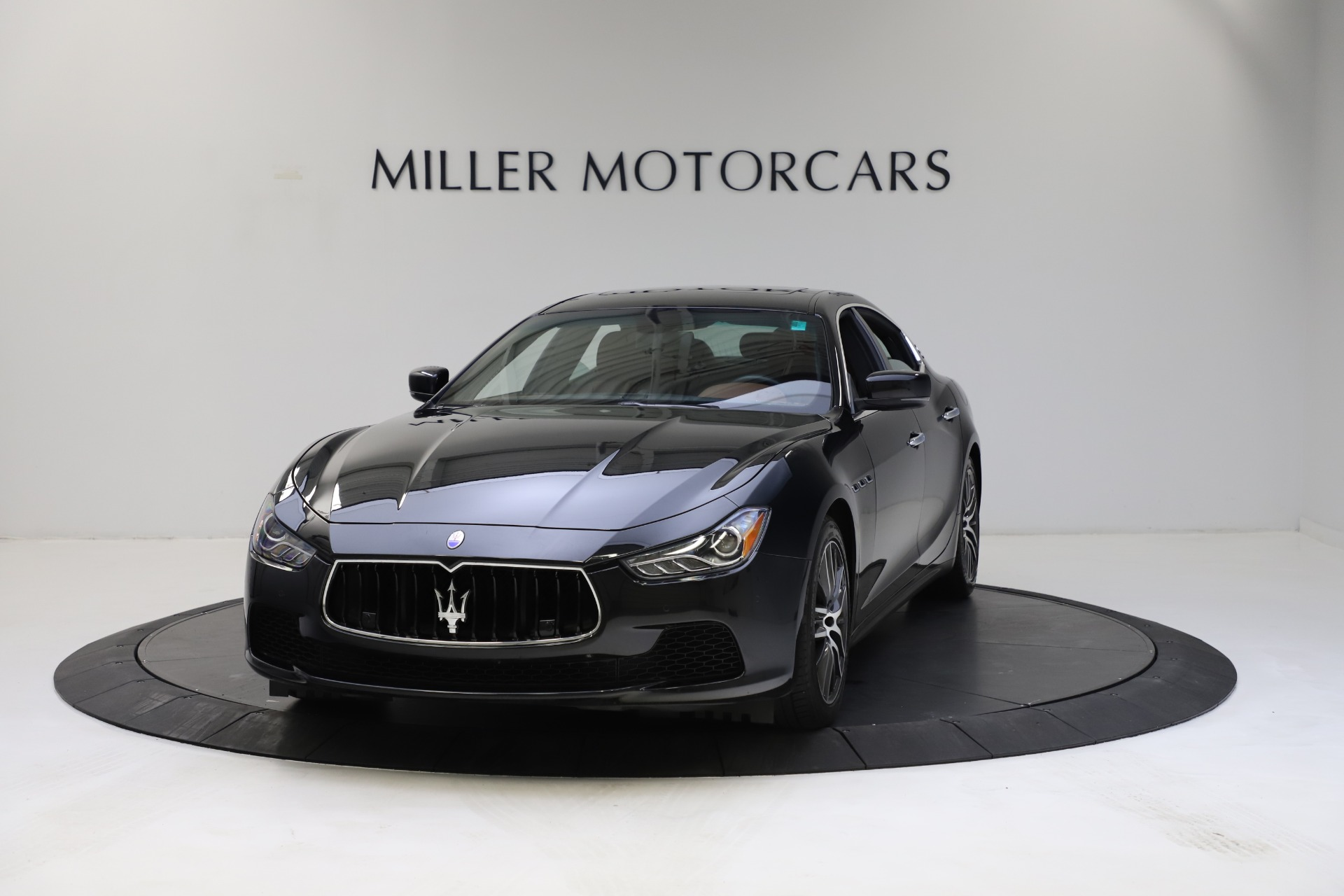 Used 2014 Maserati Ghibli S Q4 for sale Call for price at Rolls-Royce Motor Cars Greenwich in Greenwich CT 06830 1