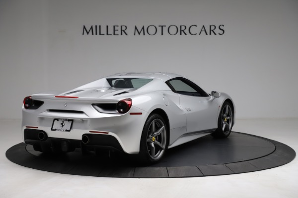 Used 2017 Ferrari 488 Spider for sale $284,900 at Rolls-Royce Motor Cars Greenwich in Greenwich CT 06830 16