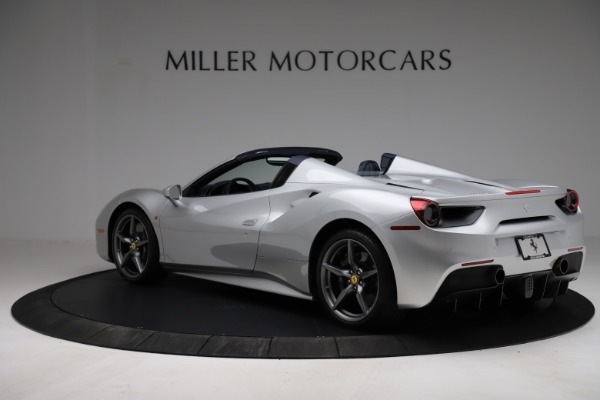 Used 2017 Ferrari 488 Spider for sale $284,900 at Rolls-Royce Motor Cars Greenwich in Greenwich CT 06830 4
