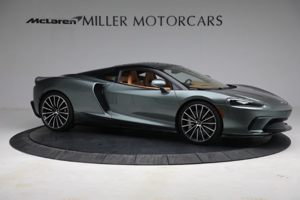 Used 2021 McLaren GT LUXE for sale Call for price at Rolls-Royce Motor Cars Greenwich in Greenwich CT 06830 10