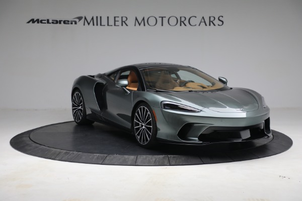 Used 2021 McLaren GT LUXE for sale Call for price at Rolls-Royce Motor Cars Greenwich in Greenwich CT 06830 11