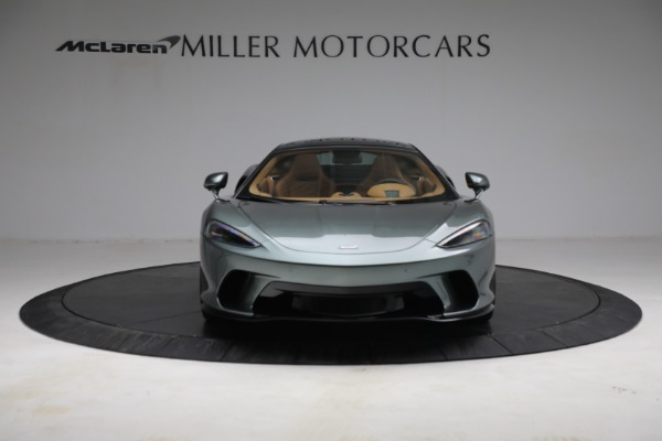 Used 2021 McLaren GT LUXE for sale Call for price at Rolls-Royce Motor Cars Greenwich in Greenwich CT 06830 12