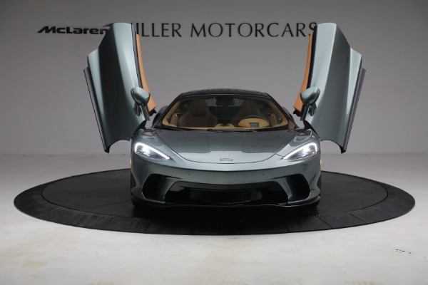 Used 2021 McLaren GT LUXE for sale Call for price at Rolls-Royce Motor Cars Greenwich in Greenwich CT 06830 13