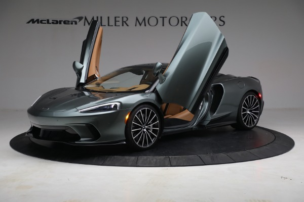 Used 2021 McLaren GT LUXE for sale Call for price at Rolls-Royce Motor Cars Greenwich in Greenwich CT 06830 14