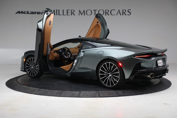 Used 2021 McLaren GT LUXE for sale Call for price at Rolls-Royce Motor Cars Greenwich in Greenwich CT 06830 16