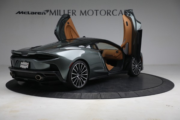 Used 2021 McLaren GT LUXE for sale Call for price at Rolls-Royce Motor Cars Greenwich in Greenwich CT 06830 18