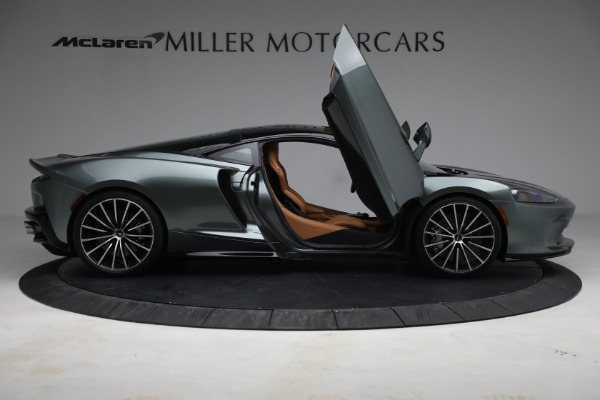 Used 2021 McLaren GT LUXE for sale Call for price at Rolls-Royce Motor Cars Greenwich in Greenwich CT 06830 19