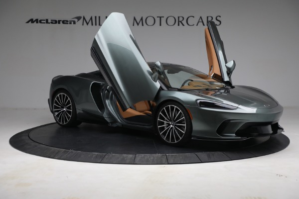 Used 2021 McLaren GT LUXE for sale Call for price at Rolls-Royce Motor Cars Greenwich in Greenwich CT 06830 20