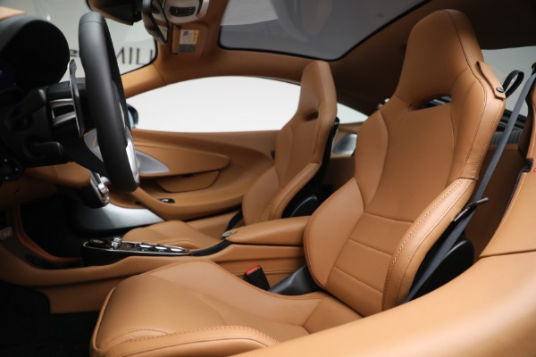 Used 2021 McLaren GT LUXE for sale Call for price at Rolls-Royce Motor Cars Greenwich in Greenwich CT 06830 21