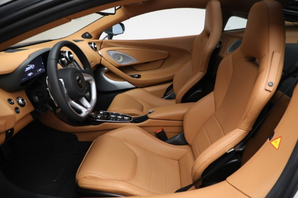 Used 2021 McLaren GT LUXE for sale Call for price at Rolls-Royce Motor Cars Greenwich in Greenwich CT 06830 22