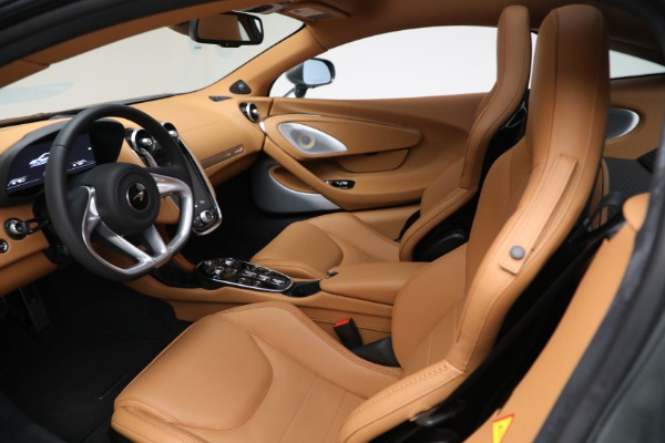 Used 2021 McLaren GT LUXE for sale Call for price at Rolls-Royce Motor Cars Greenwich in Greenwich CT 06830 23