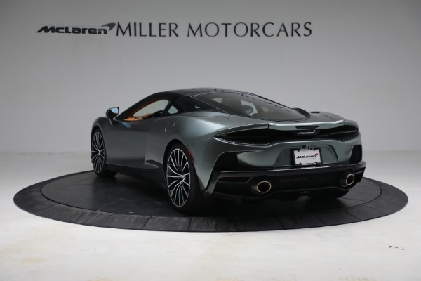 New 2021 McLaren GT LUXE for sale $214,005 at Rolls-Royce Motor Cars Greenwich in Greenwich CT 06830 5
