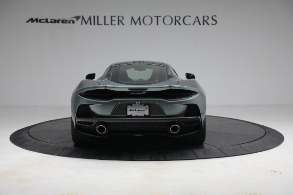 Used 2021 McLaren GT LUXE for sale Call for price at Rolls-Royce Motor Cars Greenwich in Greenwich CT 06830 6
