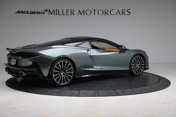 Used 2021 McLaren GT LUXE for sale Call for price at Rolls-Royce Motor Cars Greenwich in Greenwich CT 06830 8