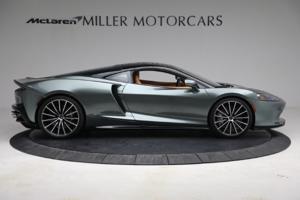 Used 2021 McLaren GT LUXE for sale Call for price at Rolls-Royce Motor Cars Greenwich in Greenwich CT 06830 9