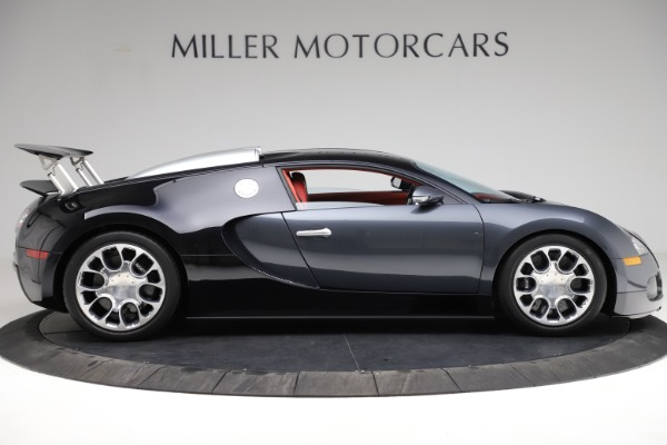 Used 2008 Bugatti Veyron 16.4 for sale Call for price at Rolls-Royce Motor Cars Greenwich in Greenwich CT 06830 11
