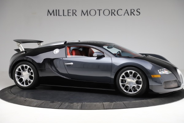 Used 2008 Bugatti Veyron 16.4 for sale Call for price at Rolls-Royce Motor Cars Greenwich in Greenwich CT 06830 12