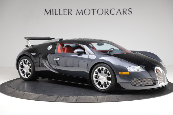 Used 2008 Bugatti Veyron 16.4 for sale Call for price at Rolls-Royce Motor Cars Greenwich in Greenwich CT 06830 13