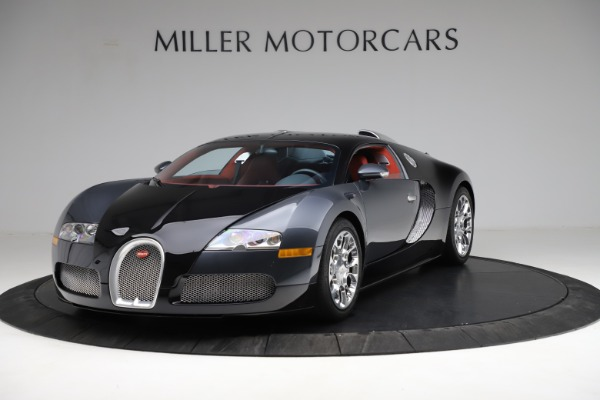 Used 2008 Bugatti Veyron 16.4 for sale Call for price at Rolls-Royce Motor Cars Greenwich in Greenwich CT 06830 26