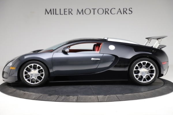 Used 2008 Bugatti Veyron 16.4 for sale Call for price at Rolls-Royce Motor Cars Greenwich in Greenwich CT 06830 3
