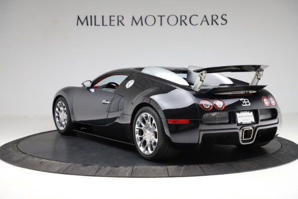 Used 2008 Bugatti Veyron 16.4 for sale Call for price at Rolls-Royce Motor Cars Greenwich in Greenwich CT 06830 6