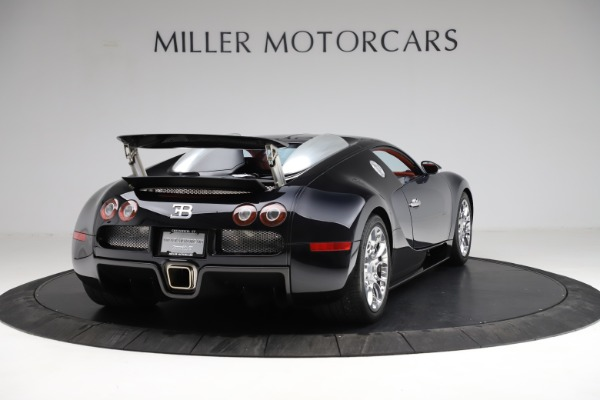 Used 2008 Bugatti Veyron 16.4 for sale Call for price at Rolls-Royce Motor Cars Greenwich in Greenwich CT 06830 9