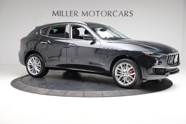 New 2021 Maserati Levante S Q4 GranLusso for sale $100,949 at Rolls-Royce Motor Cars Greenwich in Greenwich CT 06830 10