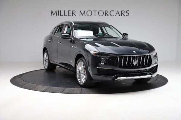 New 2021 Maserati Levante S Q4 GranLusso for sale $100,949 at Rolls-Royce Motor Cars Greenwich in Greenwich CT 06830 11