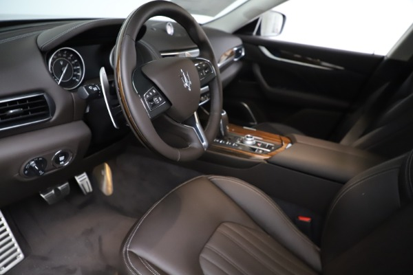 New 2021 Maserati Levante S Q4 GranLusso for sale $100,949 at Rolls-Royce Motor Cars Greenwich in Greenwich CT 06830 13