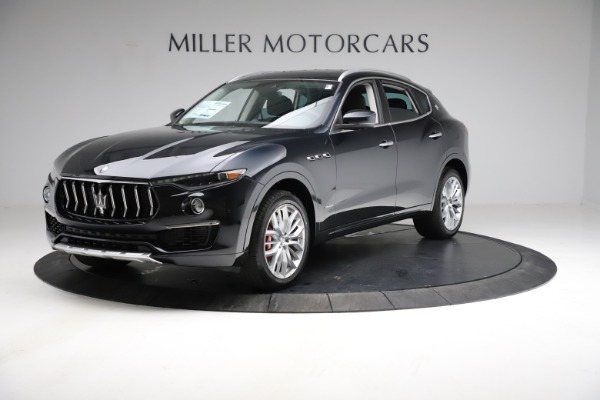 New 2021 Maserati Levante S Q4 GranLusso for sale $100,949 at Rolls-Royce Motor Cars Greenwich in Greenwich CT 06830 2