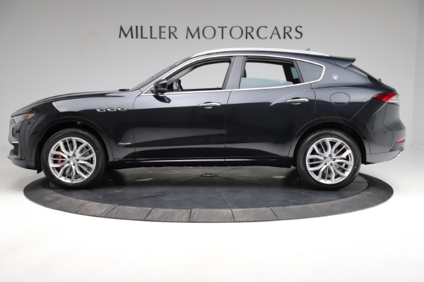 New 2021 Maserati Levante S Q4 GranLusso for sale $100,949 at Rolls-Royce Motor Cars Greenwich in Greenwich CT 06830 3