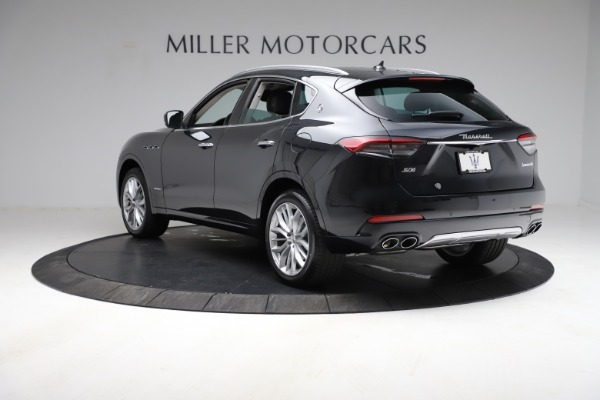 New 2021 Maserati Levante S Q4 GranLusso for sale $100,949 at Rolls-Royce Motor Cars Greenwich in Greenwich CT 06830 5