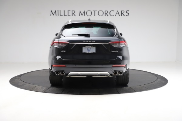 New 2021 Maserati Levante S Q4 GranLusso for sale $100,949 at Rolls-Royce Motor Cars Greenwich in Greenwich CT 06830 6