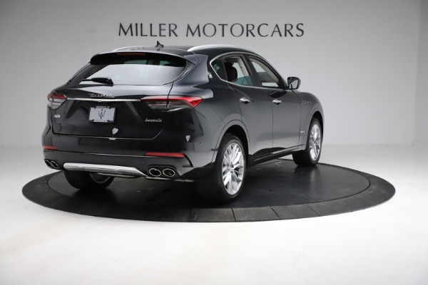 New 2021 Maserati Levante S Q4 GranLusso for sale $100,949 at Rolls-Royce Motor Cars Greenwich in Greenwich CT 06830 7