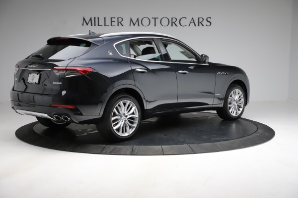 New 2021 Maserati Levante S Q4 GranLusso for sale $100,949 at Rolls-Royce Motor Cars Greenwich in Greenwich CT 06830 8