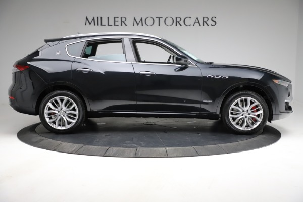 New 2021 Maserati Levante S Q4 GranLusso for sale $100,949 at Rolls-Royce Motor Cars Greenwich in Greenwich CT 06830 9
