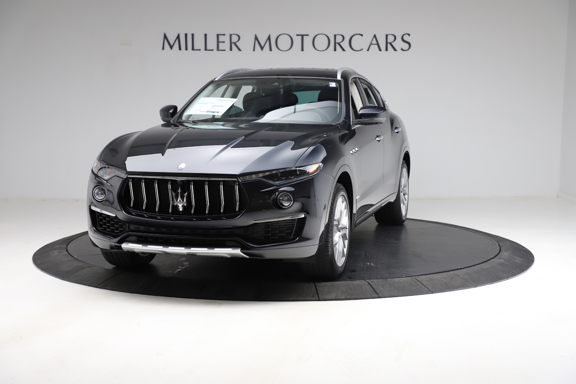 New 2021 Maserati Levante S Q4 GranLusso for sale $100,949 at Rolls-Royce Motor Cars Greenwich in Greenwich CT 06830 1