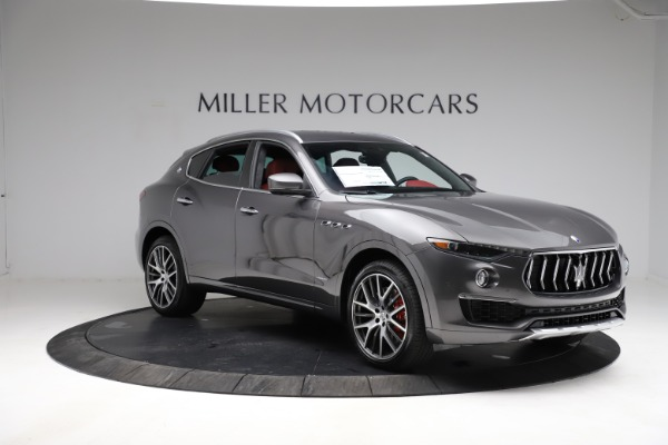 New 2021 Maserati Levante S Q4 GranLusso for sale $105,549 at Rolls-Royce Motor Cars Greenwich in Greenwich CT 06830 10