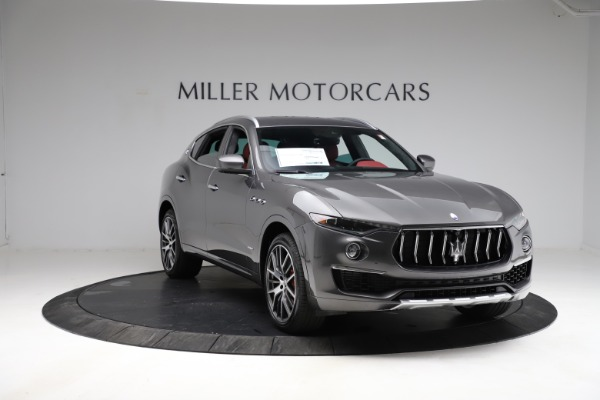 New 2021 Maserati Levante S Q4 GranLusso for sale $105,549 at Rolls-Royce Motor Cars Greenwich in Greenwich CT 06830 11