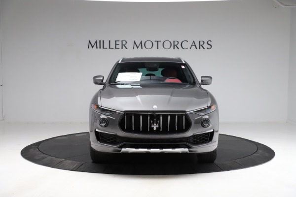 New 2021 Maserati Levante S Q4 GranLusso for sale $105,549 at Rolls-Royce Motor Cars Greenwich in Greenwich CT 06830 12