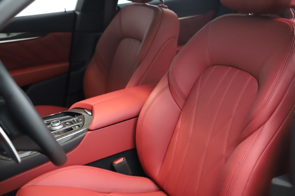 New 2021 Maserati Levante S Q4 GranLusso for sale $105,549 at Rolls-Royce Motor Cars Greenwich in Greenwich CT 06830 14