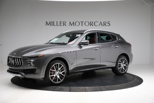 New 2021 Maserati Levante S Q4 GranLusso for sale $105,549 at Rolls-Royce Motor Cars Greenwich in Greenwich CT 06830 2