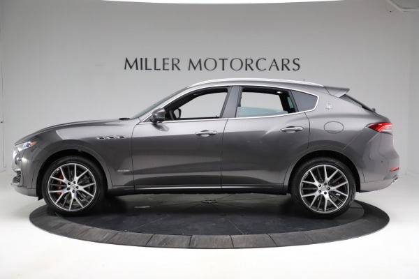 New 2021 Maserati Levante S Q4 GranLusso for sale $105,549 at Rolls-Royce Motor Cars Greenwich in Greenwich CT 06830 3