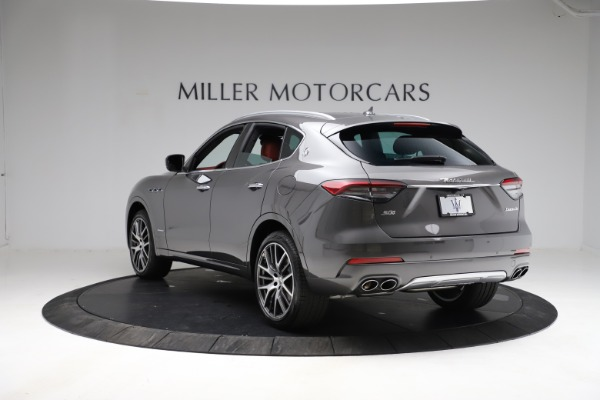 New 2021 Maserati Levante S Q4 GranLusso for sale $105,549 at Rolls-Royce Motor Cars Greenwich in Greenwich CT 06830 5