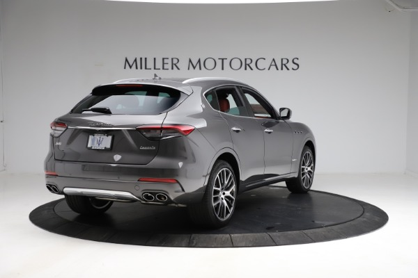 New 2021 Maserati Levante S Q4 GranLusso for sale $105,549 at Rolls-Royce Motor Cars Greenwich in Greenwich CT 06830 7