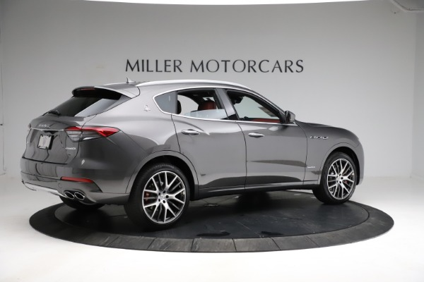 New 2021 Maserati Levante S Q4 GranLusso for sale $105,549 at Rolls-Royce Motor Cars Greenwich in Greenwich CT 06830 8