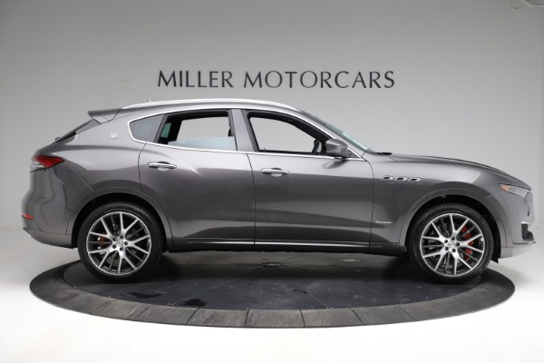 New 2021 Maserati Levante S Q4 GranLusso for sale $105,549 at Rolls-Royce Motor Cars Greenwich in Greenwich CT 06830 9